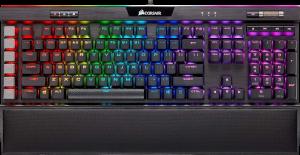 K95 RGB Platinum XT Blue Mechanical Gaming Keyboard
