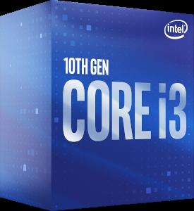 Core i3-10100
