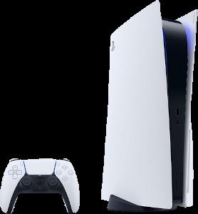 PlayStation 5 Blu-Ray Edition Console (US Plug)